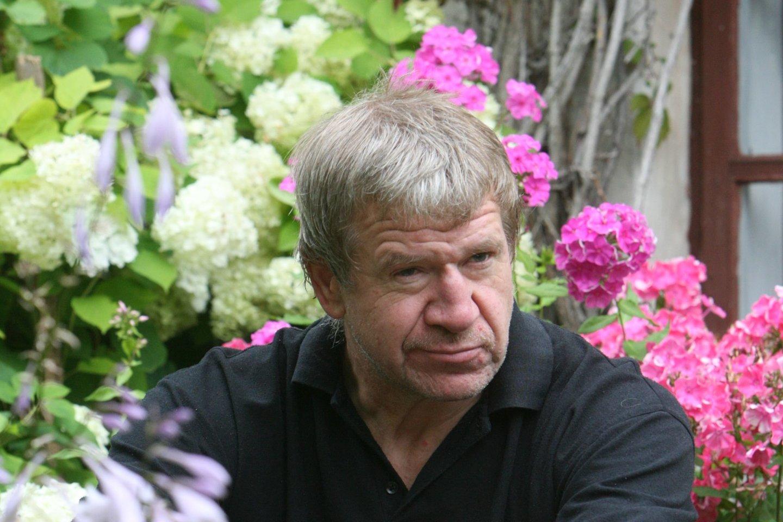 Juozas Erlickas.<br>P.Lileikio nuotr.