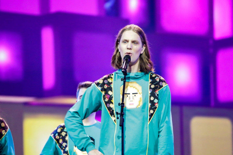 """""""Eurovizijoje"""" dar vienas COVID-19 atvejis: raudonuoju kilimu nežengs dvi šalys<br>EBU / THOMAS HANSES nuotr."""