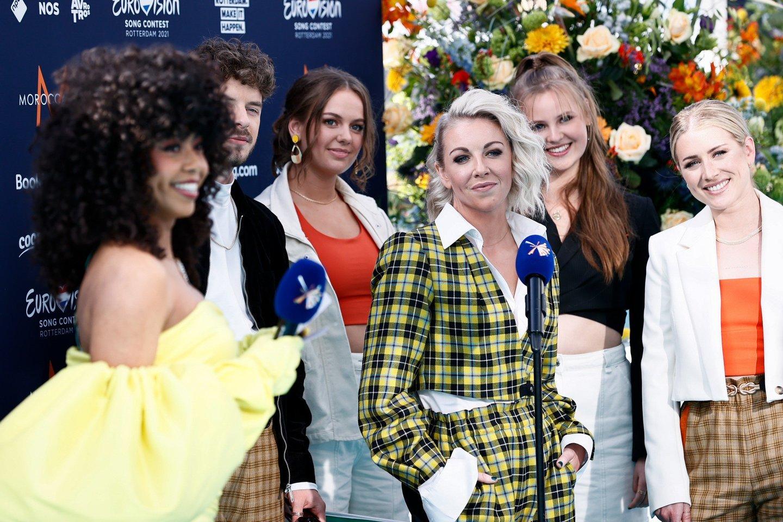 Konkurso atidarymas.<br>EBU/ ANDRES PUTTING nuotr.