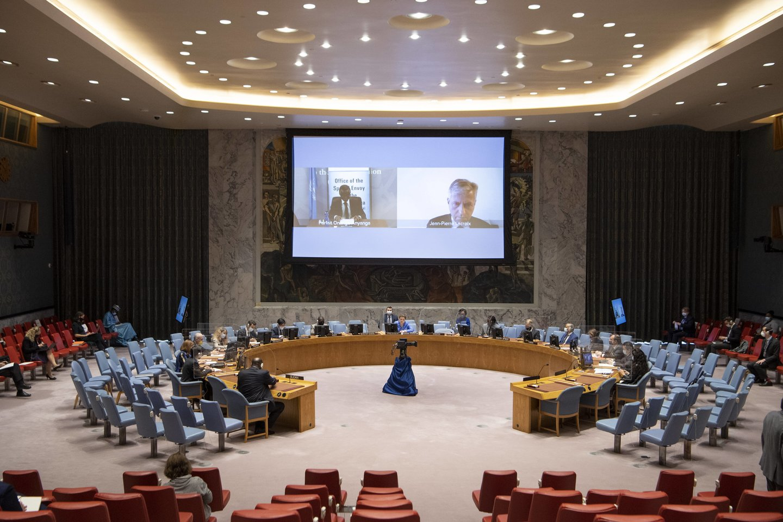 Jungtinių Tautų Saugumo Taryba<br>Imago/Scanpix nuotr.