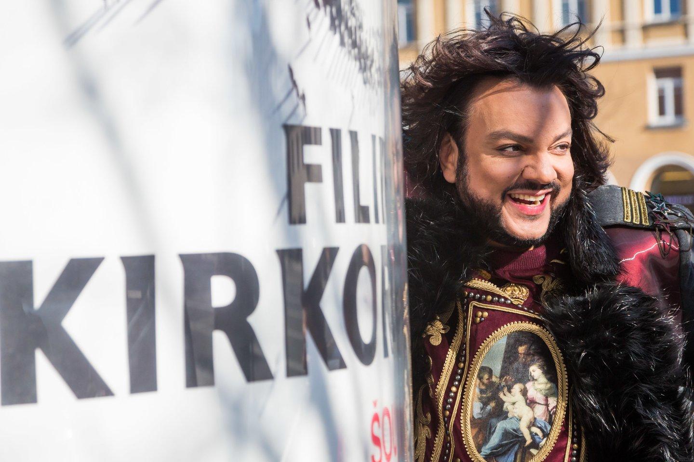Filipas Kirkorovas<br>LR archyvo nuotr.