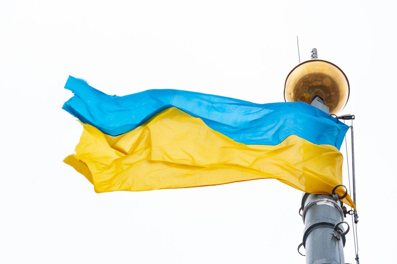 Ukraina abejoja Rusijos pareiškimais apie pajėgų atitraukimą nuo bendros sienos.<br>ZUMA Press/Scanpix nuotr.