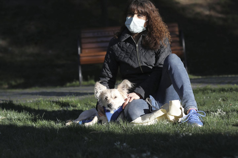 Turkija sušvelnino dėl pandemijos įvestą griežtą karantiną.<br>AP/Scanpix nuotr.