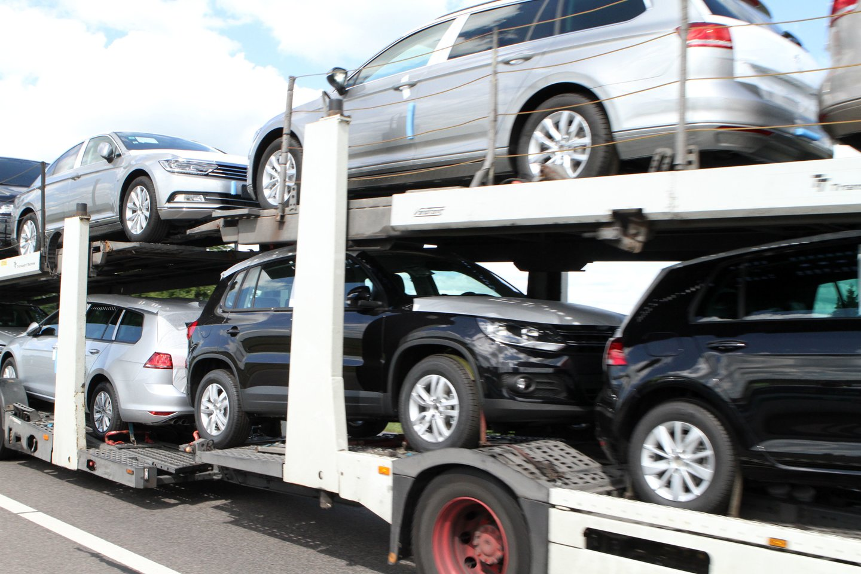 2021 m. balandį šalyje pirmą kartą įregistruota 14 750 naudotų lengvųjų automobilių.<br>M.Patašiaus nuotr.