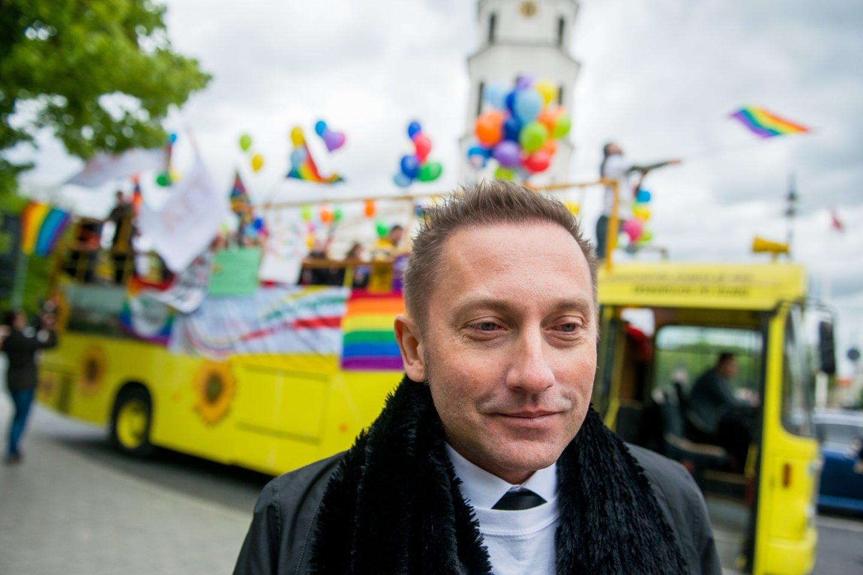 Vladimiras Simonko.<br>Mariaus Morkevičiaus/ELTA nuotr.
