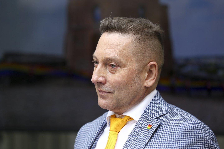 Vladimiras Simonko<br>Mariaus Morkevičiaus/ELTA nuotr.
