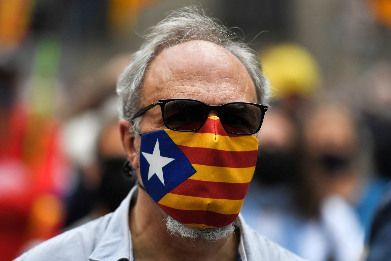 Katalonijos separatistai susitarė suformuoti naują vyriausybę. <br>AFP/Scanpix nuotr.