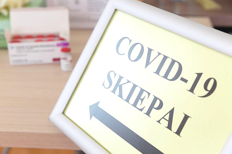 Vakcinacija nuo COVID-19