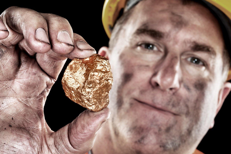 Mokslininkai neseniai išsiaiškino, kad Žemėje vis dar yra milžiniški šių metalų kiekiai – tik yra viena problema.<br>123rf nuotr.