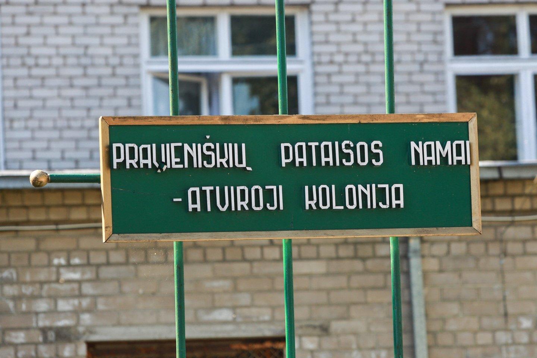 Pravieniškės, Pravieniškių pataisos namai, kratos, krata<br>G.Bitvinsko nuotr.