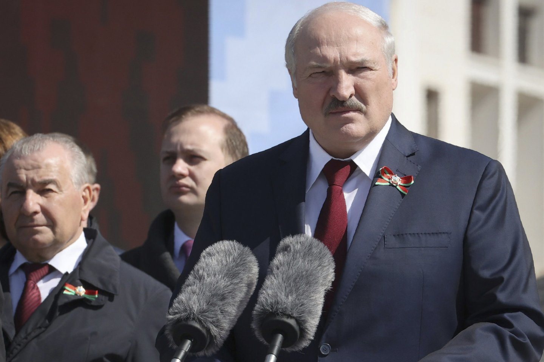 A.Lukašenka.<br>AP/Scanpix nuotr.