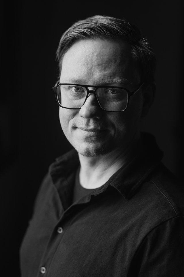 Kompozitorius Lukaszas Vojcikas.<br>KVDT nuotr.