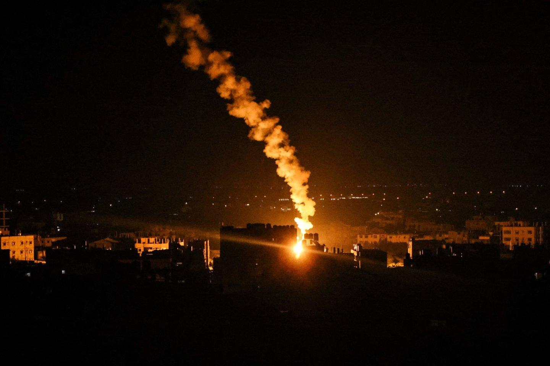 JAV ir vėl blokavo bendrą pareiškimą.<br>AFP/Scanpix nuotr.