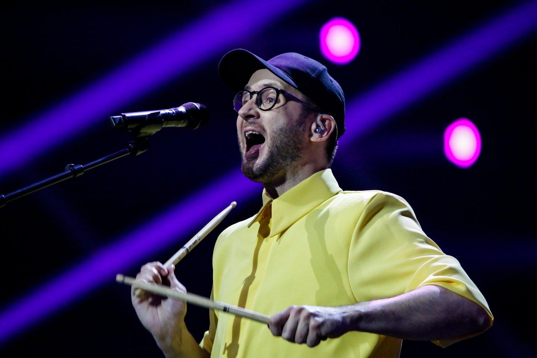 Grupės pasirodymas konkurse.<br>EBU/ THOMAS HANSES nuotr.