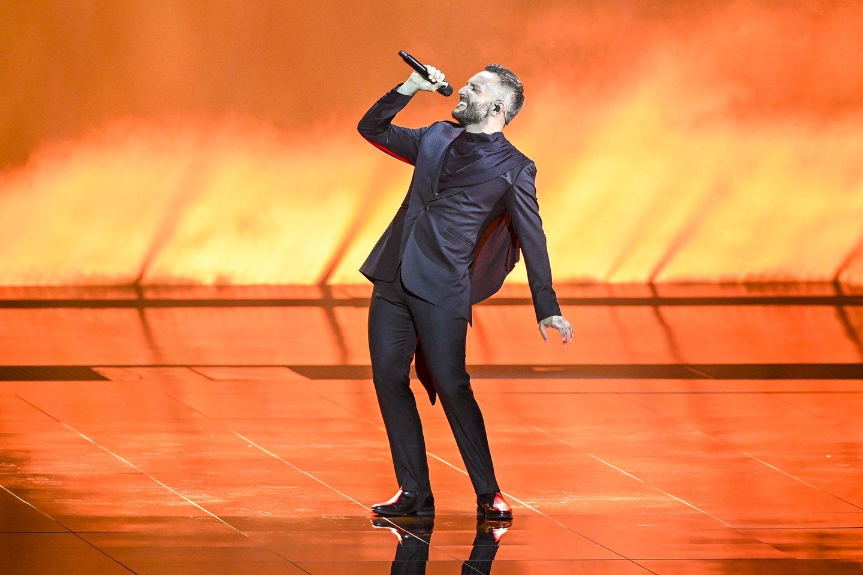 Makedonijos pasirodymas.<br>Scanpix nuotr.