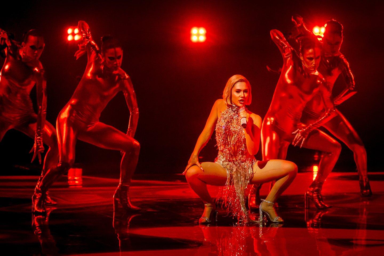 Kipro pasirodymas.<br>Scanpix nuotr.