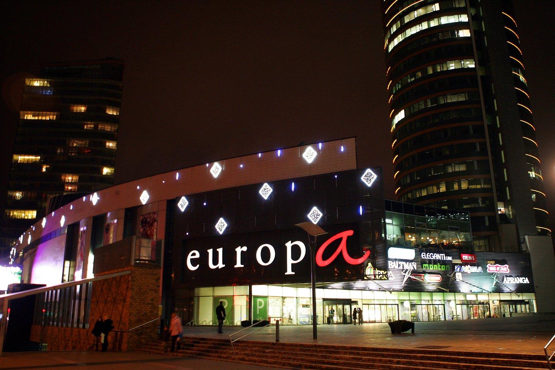 Tai – didžiausias ir svarbiausias prekybos centro pokytis nuo pat atidarymo 2004-aisiais.<br>V.Balkūno nuotr.
