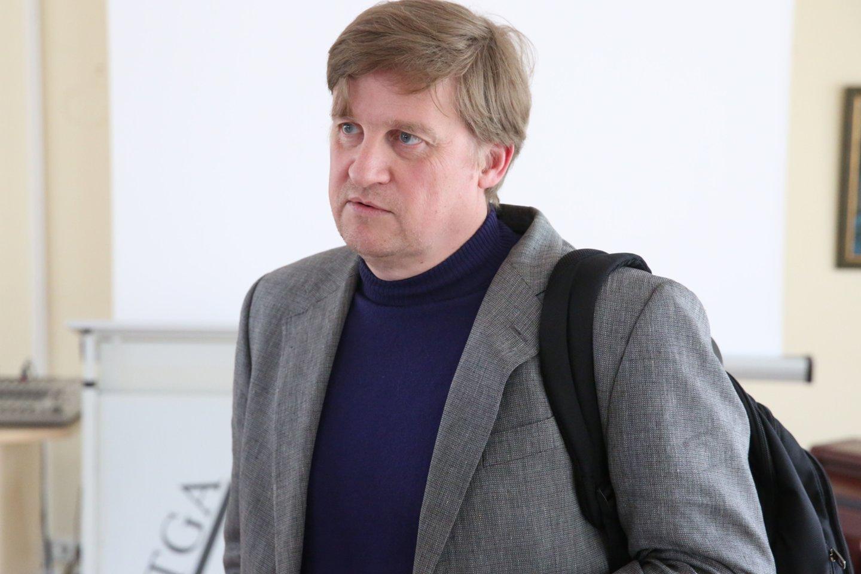 Linas Slušnys<br>R.Danisevičiaus nuotr.