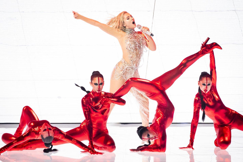 """Būrys dvasininkų surengė protestą prieš """"Eurovizijoje"""" skambančią Kipro dainą: """"Tai negarbinga""""<br>Scanpix nuotr."""