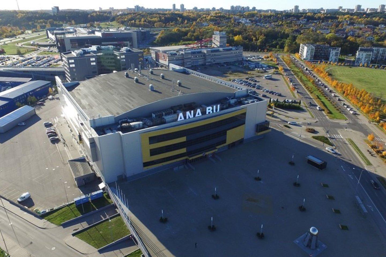 """""""Avia Solutions Group"""" arena.<br>Pr. siuntėjų nuotr."""