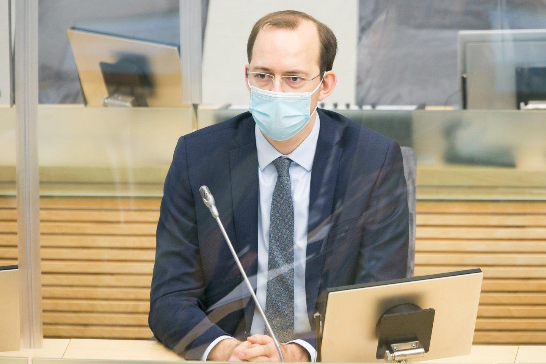 Marius Skuodis<br>T.Bauro nuotr.
