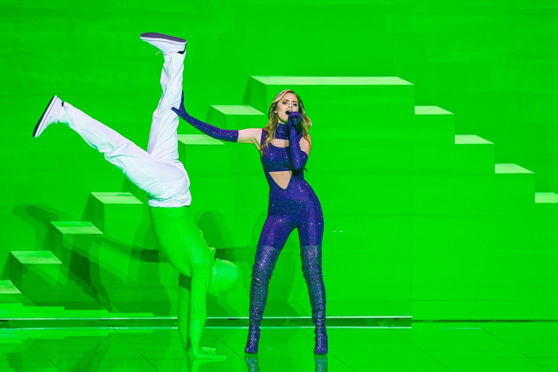 "Graikija – Stefania, ""Last Dance"".<br>Scanpix nuotr."