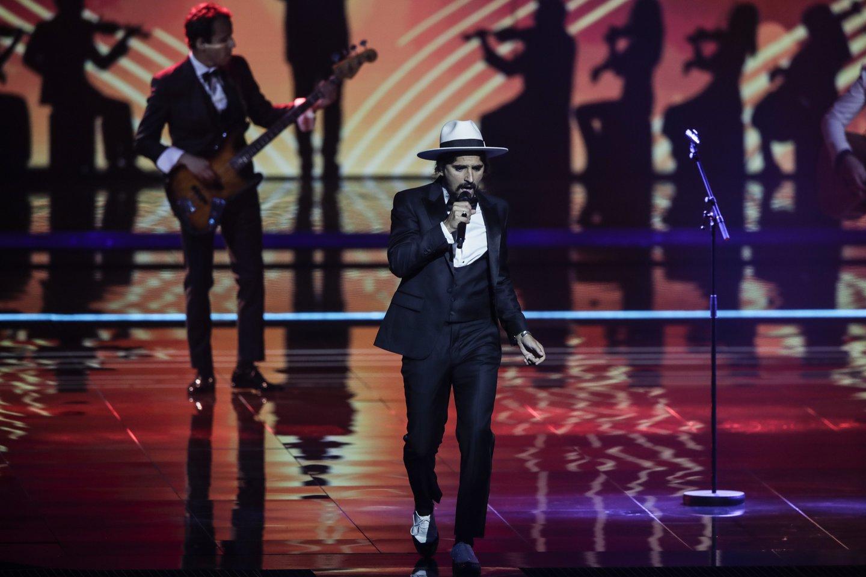 "Portugalija – ""The Black Mamba"", ""Love Is On My Side"".<br>Scanpix nuotr."