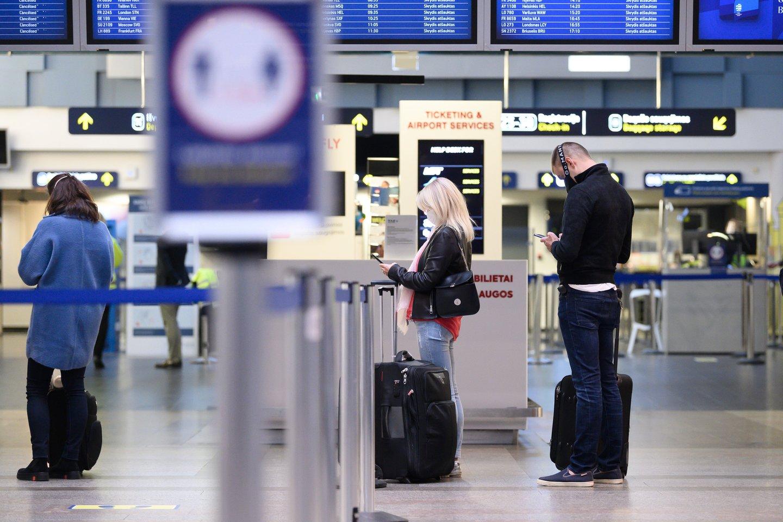 Nuo birželio 7 d. Ispanijoje galės apsilankyti visi paskiepyti keliautojai.<br>V.Skaraičio nuotr.