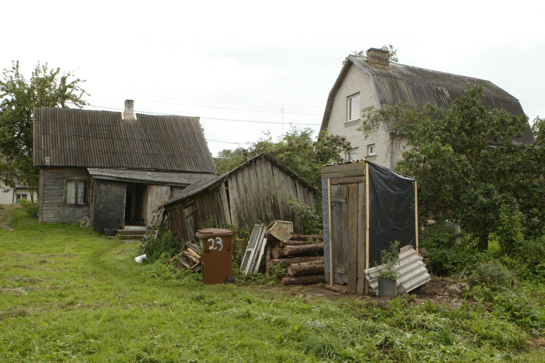 Šie metai lauko tualetams – jau priešpaskutiniai. Jų atsisakyti iki 2023-ųjų metų visose gyvenvietėse, kur yra daugiau nei 2000 gyventojų<br>S.Bagdonavičiaus nuotr.