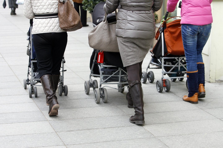 Seimas ėmėsi siūlymo palankiau skaičiuoti motinystės ir tėvystės išmokas.<br>V.Balkūno nuotr.