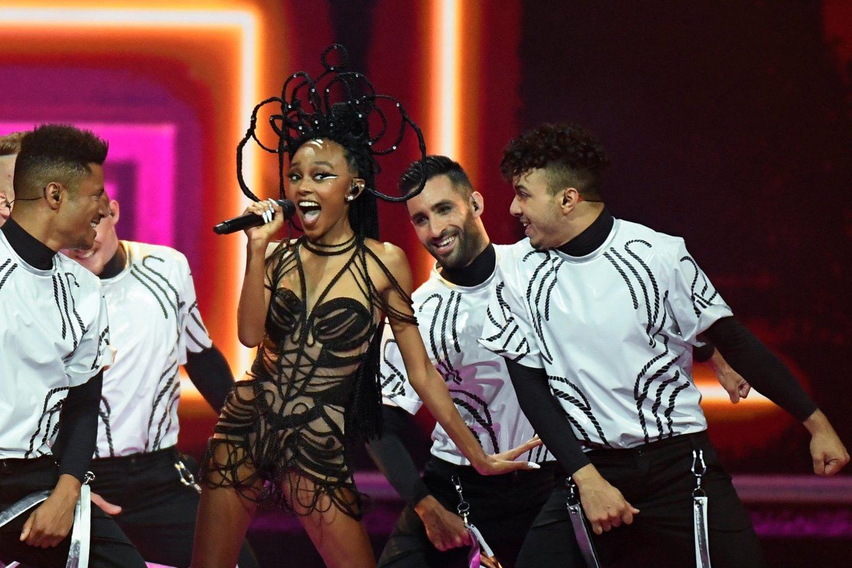 Izraelio pasirodymas.<br>EBU / STIJN SMULDERS ir Scanpix nuotr.