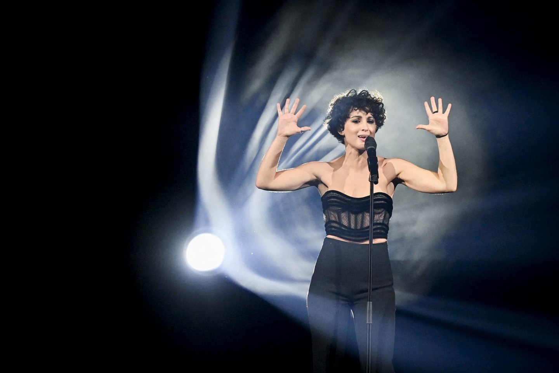 Prancūzijos pasirodymas.<br>EBU / STIJN SMULDERS ir Scanpix nuotr.