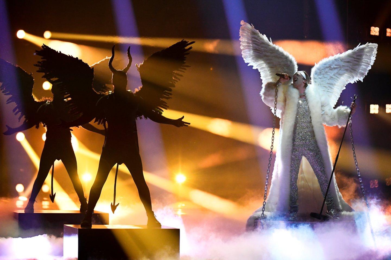 Norvegijos pasirodymas.<br>EBU / STIJN SMULDERS ir Scanpix nuotr.
