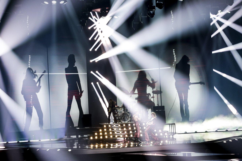 Italijos pasirodymas.<br>EBU / STIJN SMULDERS ir Scanpix nuotr.