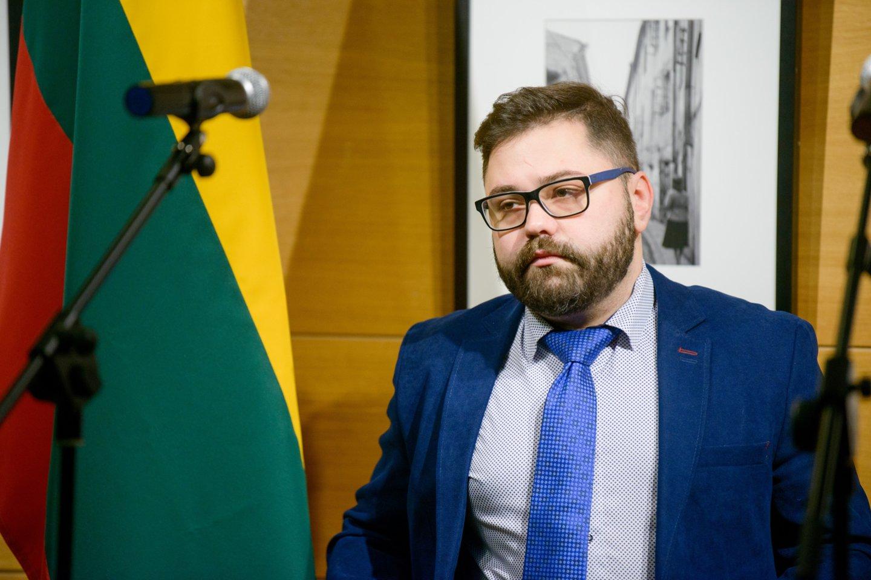 Rafailas Karpis.<br>J.Stacevičiaus nuotr.
