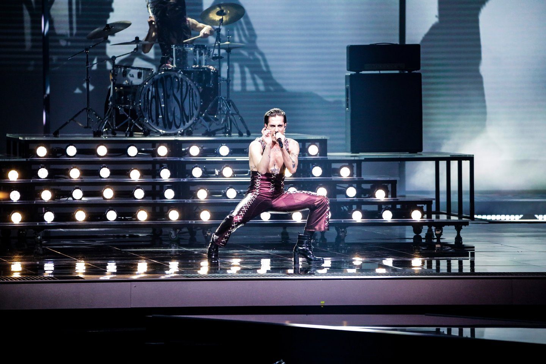 Italijos pasirodymas<br>Scanpix nuotr.