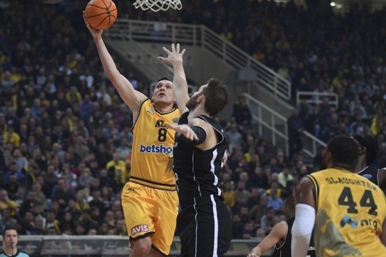 Jonas Mačiulis.<br>FIBA Europe nuotr.
