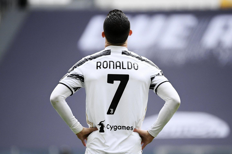 C.Ronaldo<br>AP/Scanpix nuotr.
