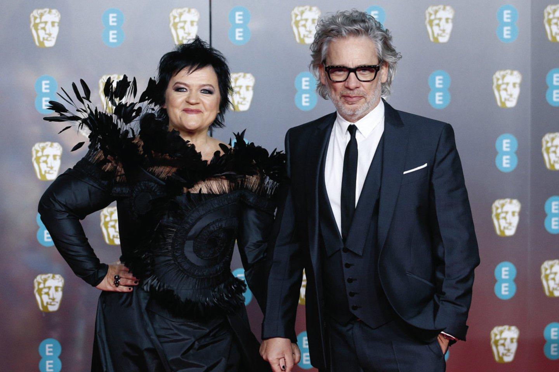 Britų aktorius ir režisierius Dexteris Fletcheris.<br>REUTERS/ Scanpix nuotr.