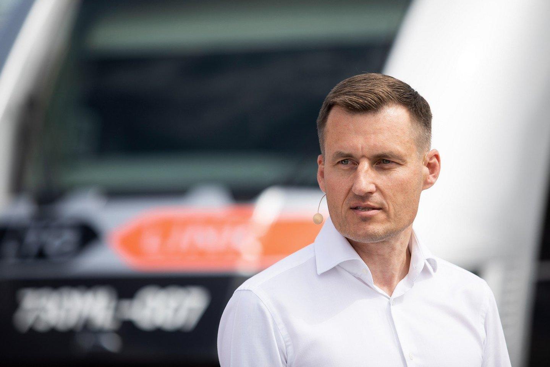 L.Baužys<br>Pranešėjų spaudai nuotr.