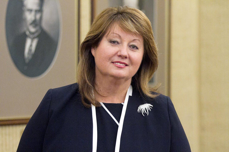 Vilija Blinkevičiūtė<br>V.Valentinavičiaus nuotr.