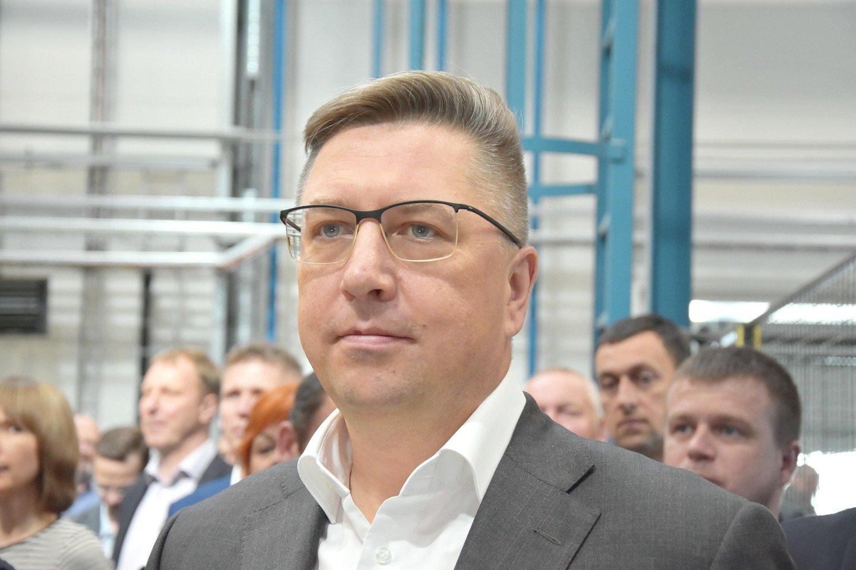 """""""Icor"""" valdybos pirmininkas A.Janukonis neabejoja, kad naudojant ultragarso technologiją sukurti matavimo prietaisai greitai išstums iš rinkos senosios kartos skaitiklius."""