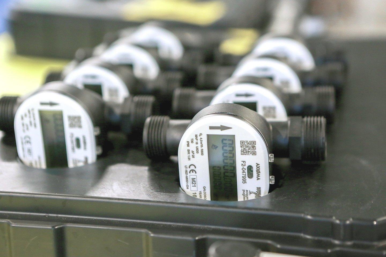 """""""Axioma Metering"""" savininkai jau priversti dvigubinti gamybos pajėgumus."""