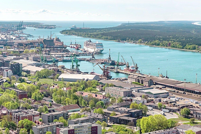 Mūsų šalies įmonės laivais eksportuoja daugiatonažius produktus – žaliavas, trąšas, baldus, įvairius kitus gaminius.