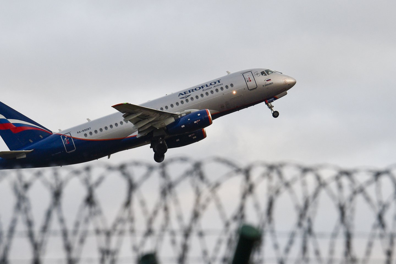"""Aeroflot"" skrydžiai į Vilnių vyksta kartą per savaitę.<br>V.Ščiavinsko nuotr."