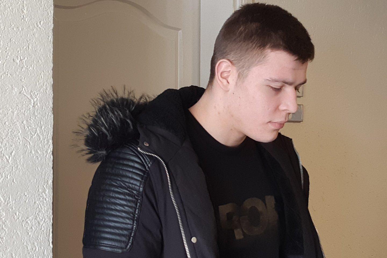 Atnaujinus jurbarkiečio M.Icikevičiaus (nuotr.) teismo procesą, parodymus turėtų duoti ir jo auką suradę klasiokai. Vaizdas buvo toks kraupus, kad verkė ir vaikinai.<br>A.Pilaitienės nuotr.