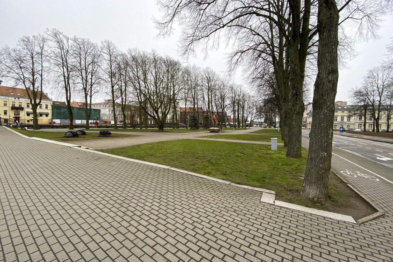Siekiant užtikrinti Klaipėdos miesto gyventojų ir svečių saugumą, šiais metais uostamiestyje bus įrengta daugiau šviesoforais reguliuojamų pėsčiųjų perėjų.<br>V.Ščiavinsko nuotr.