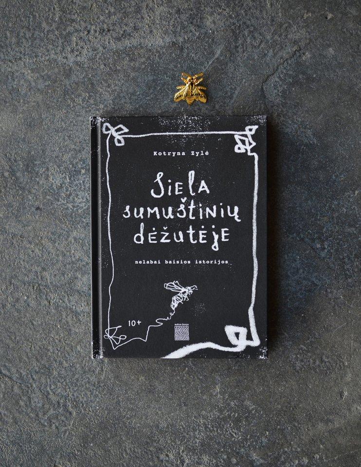 Pavadinimą knygai šįkart Kotryna Zylė sugalvojo itin sunkiai.<br>Asmeninio albumo nuotr.