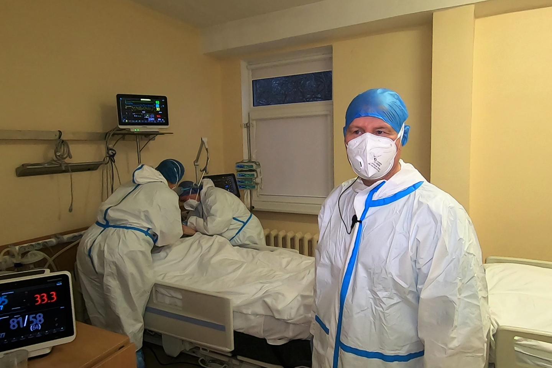 Lietuvos Statistikos departamento penktadienio žiniomis, Lietuvoje nuo pandemijos pradžios koronavirusu užsikrėtė daugiau nei273 tūkstančiai žmonių. Penktadienio žiniomis COVID-19 Lietuvoje nusinešė4235 gyvybes.<br>KUL nuotr.