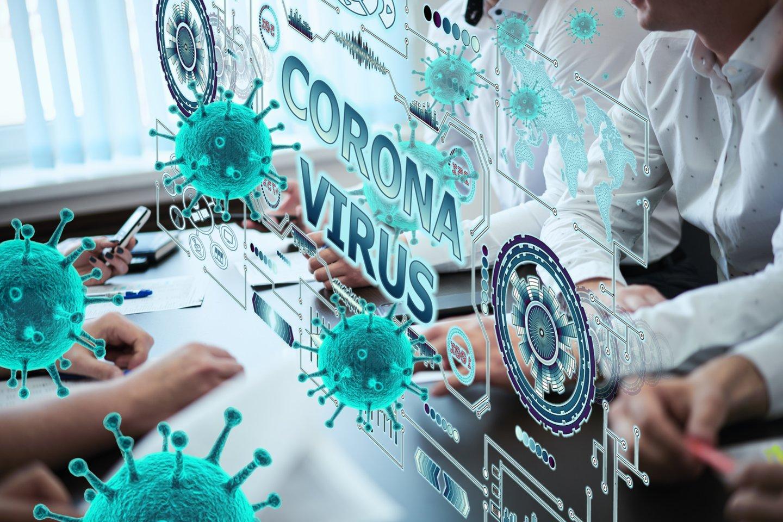 Pastaruoju metu vis daugiau kalbama apie teoriją, kad naujasis koronavirusas galėjo nutekėti iš Kinijos laboratorijos. Kadangi pandemijos kilmės paslaptis vis dar neišspręsta, pasaulio lyderiai ragina nuodugniau ištirti tokią galimybę.<br>123rf iliustr.